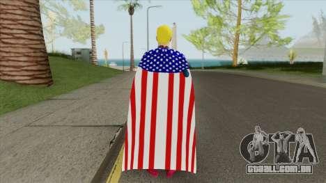 Homelander (Capitao Patria) V2 para GTA San Andreas
