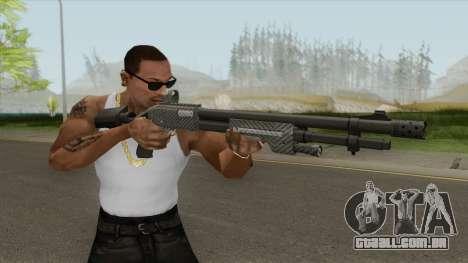 Shotgun (Carbon) para GTA San Andreas