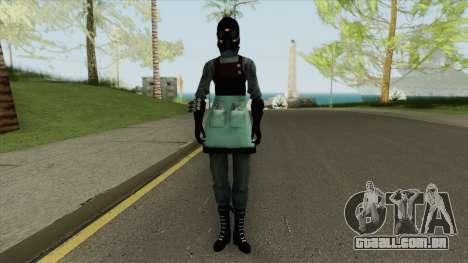 Doctor Poison: Master Of The Toxic V2 para GTA San Andreas