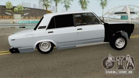 VAZ 2107 AZE (Xuliqan Style) para GTA San Andreas