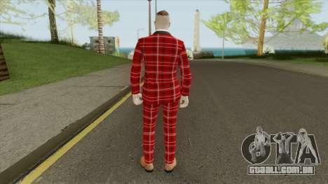 Male Skin V2 (Casino And Resort) para GTA San Andreas