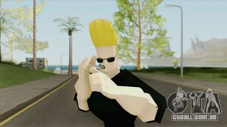 Johnny Bravo Skin para GTA San Andreas