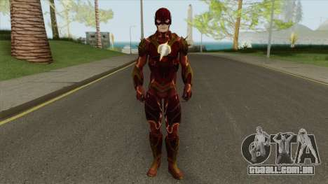 Flash: Fastest Man Alive V2 para GTA San Andreas