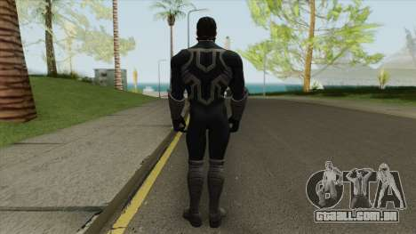 General Zod: Kryptonian Warmonger V1 para GTA San Andreas