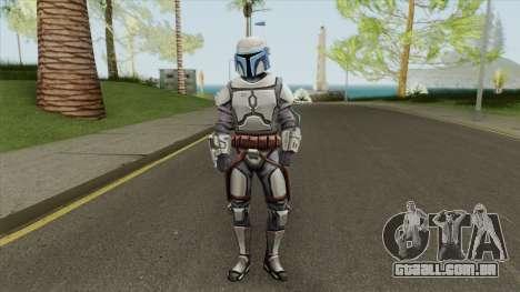 Jango Fett From Star Wars: Galaxy of Heroes para GTA San Andreas
