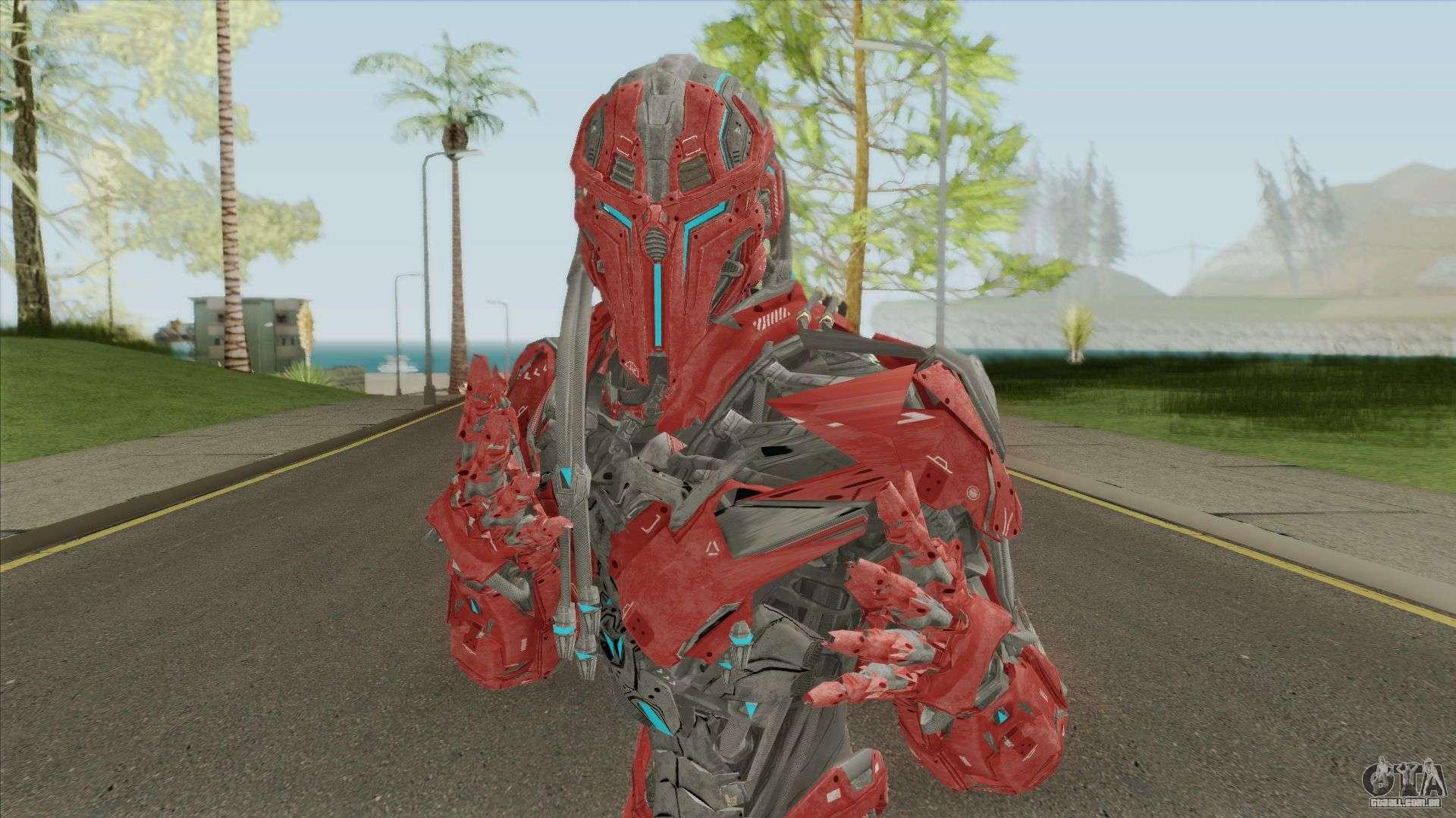 SEKTOR: MK11 para GTA San Andreas