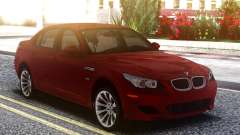 BMW M5 E60 Cherry para GTA San Andreas