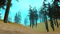 O canto dos pássaros na floresta para GTA San Andreas