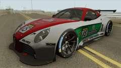 Alfa Romeo 8C Competizione GT3 2009