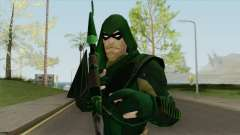 Green Arrow: The Emerald Archer V2 para GTA San Andreas