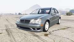 Mercedes-Benz C 32 AMG (W203) 2001 para GTA 5