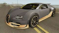 Bugatti Veyron 16.4 Super Sport 2010 para GTA San Andreas