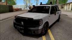 Ford F-150 2014 para GTA San Andreas