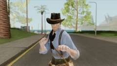 Arthur Morgan (Red Dead Redemption 2) V2 para GTA San Andreas
