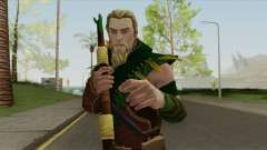 Green Arrow: Castaway V1 para GTA San Andreas