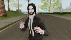 John Wick Skin para GTA San Andreas