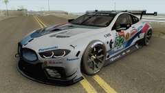 BMW M8 GTE 2018 High Quality para GTA San Andreas