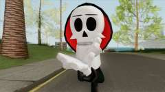 Grim (The Grim Adventures Of Billy And Mandy) para GTA San Andreas