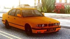 BMW E34 M para GTA San Andreas