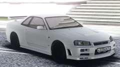 Nissan Skyline GT-R Nismo S-Tune para GTA San Andreas