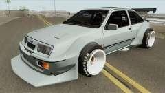 Ford Sierra RS500 Custom Kit 1987 para GTA San Andreas
