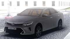 Toyota Camry Hybrid Silver para GTA San Andreas