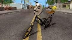 Modifiyeli Bisiklet