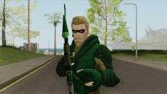 Green Arrow: The Emerald Archer V1 para GTA San Andreas