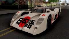 Toyota GT-One Kosuke Matsuura