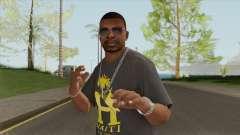 Haitian Gang Skin V2 para GTA San Andreas