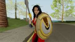 Donna Troy: The First Wonder Girl V1 para GTA San Andreas