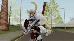 Shield Samurai (Creative Destruction) para GTA San Andreas