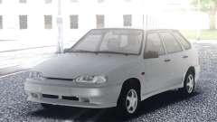 VAZ 2114 Hatchback para GTA San Andreas