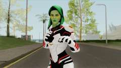 Gamora V1 (Marvel Ultimate Alliance 3) para GTA San Andreas