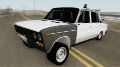 VAZ 2106 AZE (Xuliqan Style) V2 para GTA San Andreas