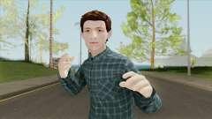 Peter Parker (MCU) V2 para GTA San Andreas