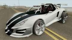 Ocelot Locust GTA V para GTA San Andreas