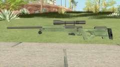 Winter Tactical Sniper Rifle (007 Nightfire)