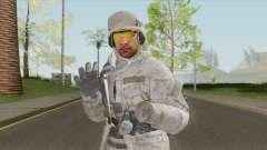 The Division SHD Agent Nomad para GTA San Andreas