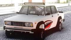 VAZ 2105 de Tubarão