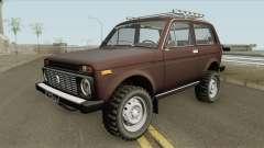 VAZ 2121 (1979) para GTA San Andreas