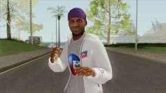 Haitian Gang Skin V1 para GTA San Andreas