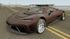 Benefactor Krieger GTA V para GTA San Andreas