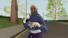 Skin Random 240 Outfit Random Female para GTA San Andreas