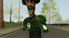 Medphyll: Green Lantern Of Sector 1287 V2 para GTA San Andreas