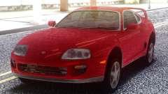 Toyota Supra Aristo para GTA San Andreas
