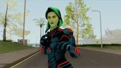 Gamora V2 (Marvel Ultimate Alliance 3) para GTA San Andreas