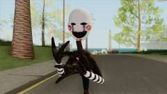 Puppet (Marionette) From FNaF para GTA San Andreas