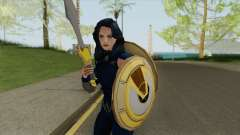Donna Troy: The First Wonder Girl V2 para GTA San Andreas