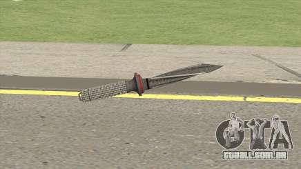 Jagdkommando Knife V1 para GTA San Andreas